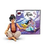tonies Carácter de audio para Toniebox, Disney's Aladdin, colección de libros de audio y canciones para niños para uso con el reproductor de música Toniebox (se vende por separado)