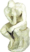 Benzara 75138 Polystone Thinker Statue for Great Decor Lovers
