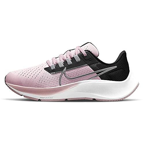 Nike Air Zoom Pegasus 38 (GS), CZ4178-609, Rosa/Negro. 36 EU