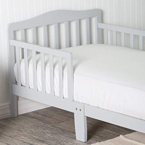 Orbelle Trading Toddler Bed, Grey