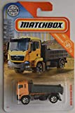 Matchbox Construction Series Man TGS Dump Truck...