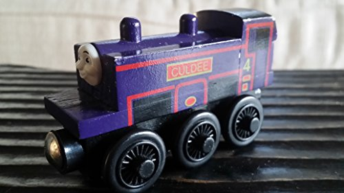 Rare: Thomas and Friends Wooden Railway Culdee