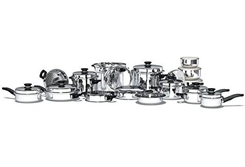 iCook 19-piece All Stainless Steel Set