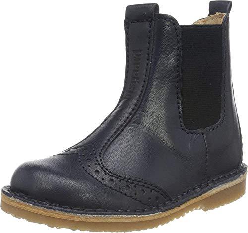 Bisgaard Unisex-Kinder MASI Chelsea Boots, Blau (Navy 1410), 33 EU