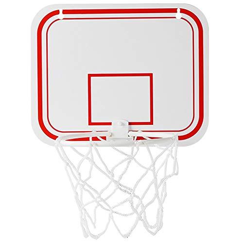 Cuasting Sport BüRo Basketball Band Clip für MüLleimer Basketball Spiel Kleiner Basketball Board Clip für Abfall Korb