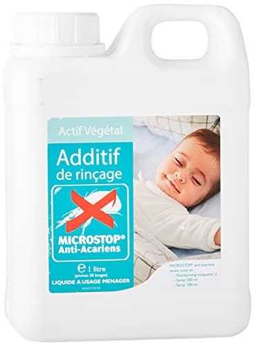 Microstop Additif de Rinçage Anti-Acarien Actif Végétal
