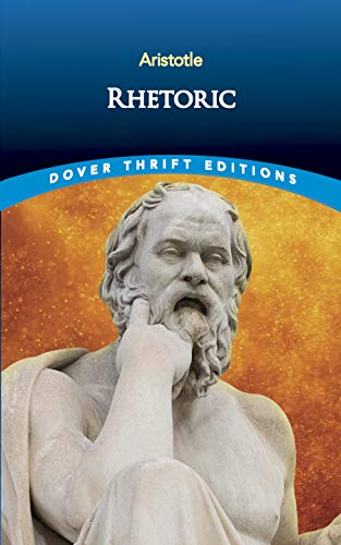 Compare Textbook Prices for Rhetoric Dover Thrift Editions Dover Thrift Eds Edition ISBN 0800759437931 by Aristotle,W. Rhys Roberts
