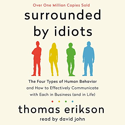 Surrounded by Idiots Audiobook By Thomas Erikson cover art