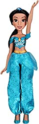 Doll features a shimmering outfit in her signature color Outfit has a beautiful design that sparkles and shines Includes tiara and shoes Pants are removable Collect all 11 dolls (each sold separately)