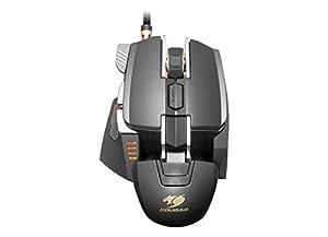 Cougar 700M MOC700B 8200 DPI USB Wired Laser Gaming Mouse  Black