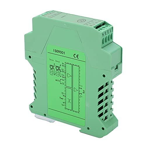 Isolatore di segnale CC, isolamento del trasmettitore di tensione di corrente ABS a prova di umidità con alta precisione per trasmettitore per ingegnere