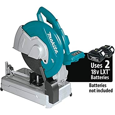Makita XWL01Z 18V X2 LXT Lithium-Ion (36V) Brushless Cordless 14 Cut-Off Saw