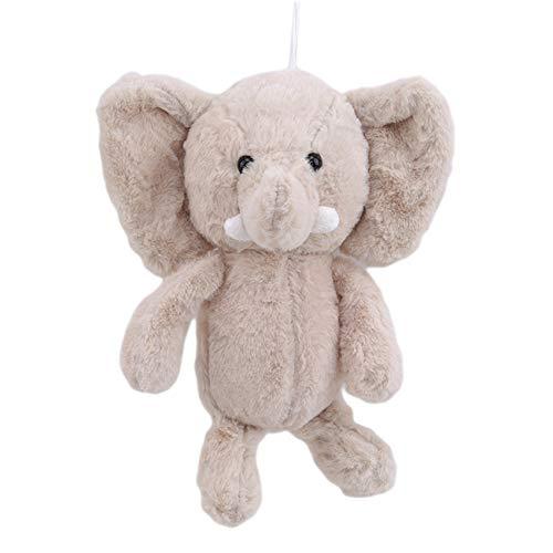 Mvude Elefante Muñeca Niños Sofá Silla Juguete Asiento Nido Cama para Dormir Cojín Muñeca