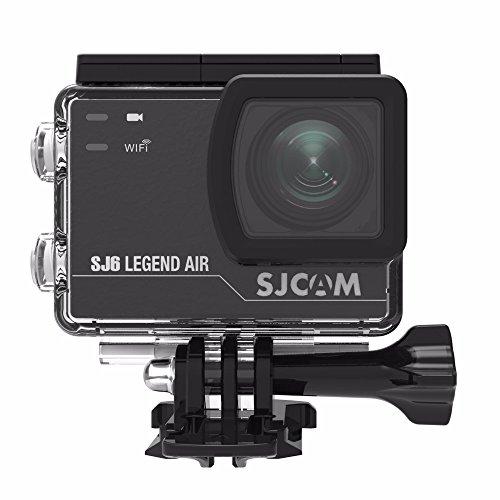SJCAM SJ6 Legend AIR 4K 24fps Ultra HD Action Camera Notavek 96660 30M Waterproof Sports DV 2.0