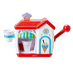 This ice cream factory makes the perfect imaginary play bath time toy. Simply add bubble bath, water, pull the lever and fill the cones with the bubbly 'ice cream' Foam This bubble machine bath toy comes with two cones and cone holder for making ice ...