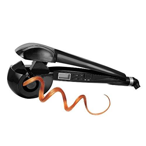 Hann Hair Curler, LCD Pro Salon Automatic Hair Curling Roller Curler Ceramic Roller Wave Machine Styler