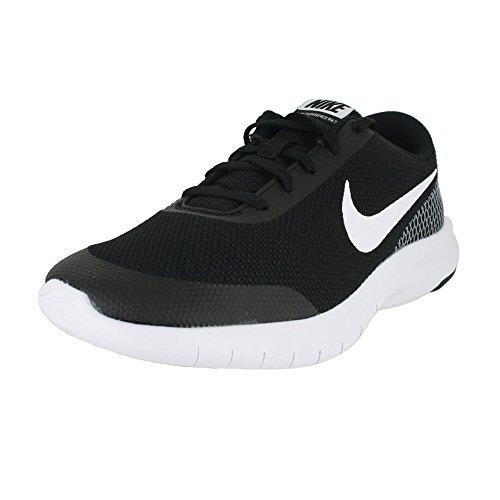 Nike Flex Experience RN 7 (GS), Zapatillas de Running para Niños, Negro (Black/White/White 001), 35 EU