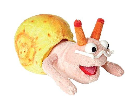 Living Puppets Plüschfigur, Finchen die Schnecke/Sesamstrasse 22-26 cm