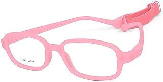 عینک نوری کودکان قاب قاب tr90 انعطاف پذیر قابل انعطاف یک عینک ایمن دخترانه پسران