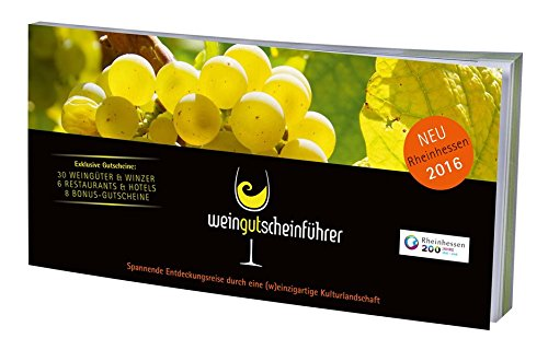 Wein-Gutschein-Führer: Rheinhessen 2016