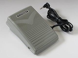 ジャノメミシン用フットコントローラー1P (コンピューターミシン用)CX11 RS808 ME830 DC2020 JP210MSE JP310 JP500 JP510 JN51 JN31など
