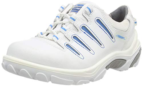 Abeba Abeba , Herren Sicherheitsschuhe Mehrfarbig Weiß/Blau NOMAP