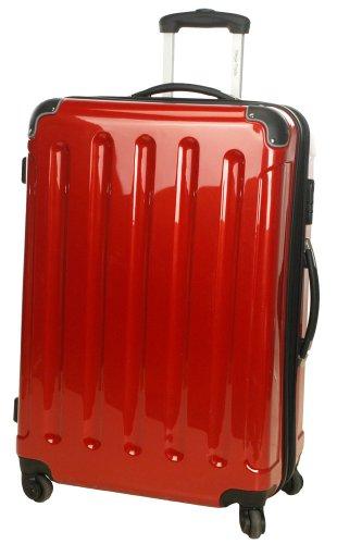 3pezzi set valigetta viaggio Trolley board Case/XL/XXL Rosso