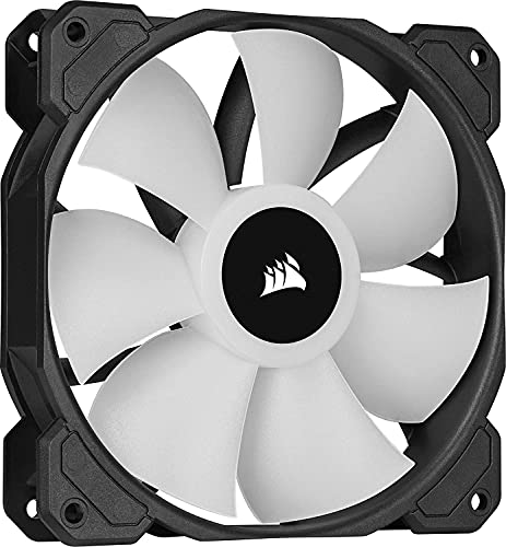 CORSAIR iCUE SP120 RGB Elite Performance 120mm PWM Triple Fan Kit with iCUE Lighting Node CORE