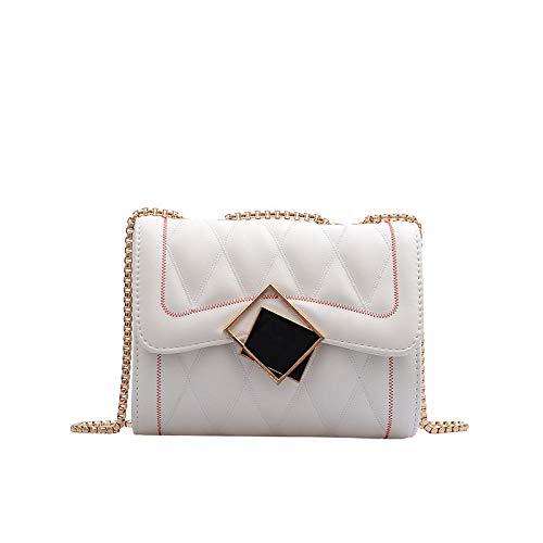 Las señoras forman las carteras y los bolsos de las señoras La bolsa de asas del cuero de la pu Bolsa de mensajero La bolsa de asas del hombro-3