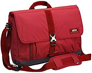 STM Sequel 15 inch Laptop Shoulder Bag, Red