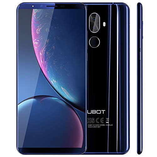 CUBOT X18 PLUS (2018) Android 8 Smartphone