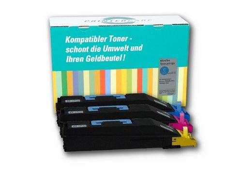 PrinterCare Tonerpaket CMY - PC-TK880-CMY