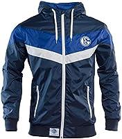 Schalke 04 Windbreaker Wind-Jacke (XL)