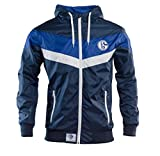Schalke 04 Windbreaker Wind-Jacke (M)