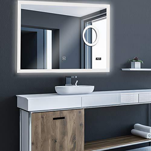 miroir salle de bain cdiscount