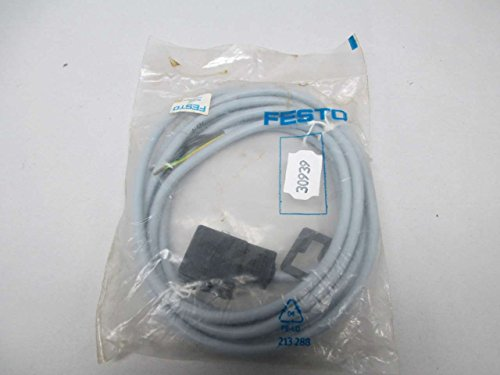 Festo 30939Benzinschlauch Modell kmv-1–24dc-2.5-led Steckdose mit Kabel