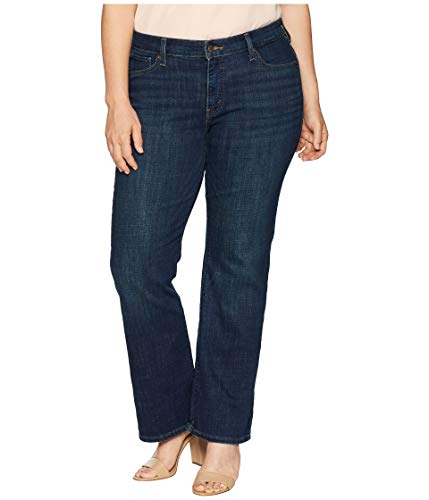 Levi's Women's Plus-Size Classic Bootcut Jeans, Easy Everyday Embroidery, 38 (US 18) S