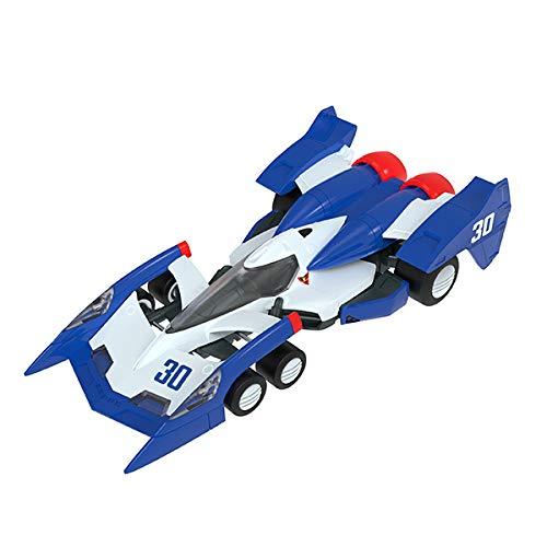 ヴァリアブルアクションキット 新世紀GPXサイバーフォーミュラ スーパーアスラーダ01(エアロモード) プラモ...