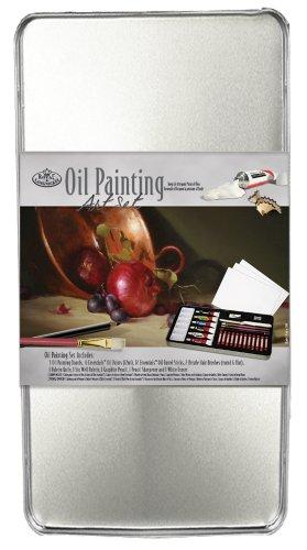 Royal & Langnickel Set de peinture à l huile