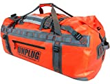 UNPLUG 155L Waterproof Duffel Bag -1680D Heavy Duty XL Waterproof Dry Bag for Camping Gear. Ideal Dry Bags for Boats , Waterproof Bag for Kayaks or All Weather Outdoor Products Utility Duffle Bag