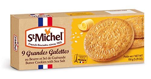 St Michel La Grande Galette Salted Butter, 5.3 Ounce