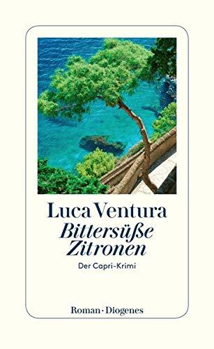 Buchseite und Rezensionen zu 'Bittersüße Zitronen: Der Capri-Krimi' von Luca Ventura