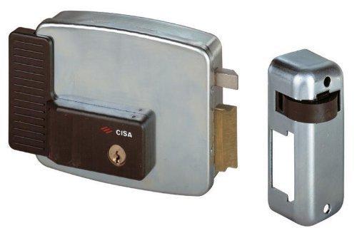 Cerradura eléctrica para Aplicar Arte CISA. 11921 Tamaño 70 mm a la...