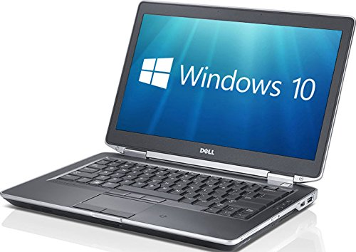 Dell Latitude E6430 14.1in Core i5-3320M 8GB 128GB SSD DVDRW WiFi Windows 10 Professional 64-Bit Laptop (Renewed)