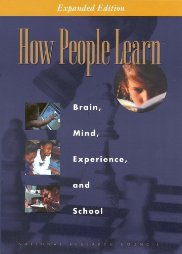 How People Learn Brain Mind Experience And School Expanded Edition