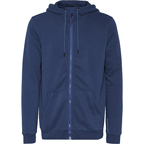 Chiemsee Herren Sweatjacke, Dark Denim, M