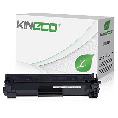 Kineco Toner MIT CHIP Kompatibel für HP CF244A 44A Laserjet Pro M15a M15w MFP M28a M28w 1000 Seiten Druckleistung
