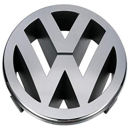 Volkswagen Original Vw Front Grill Badge Emblem Chrome 3c0853601c Fdy Auto