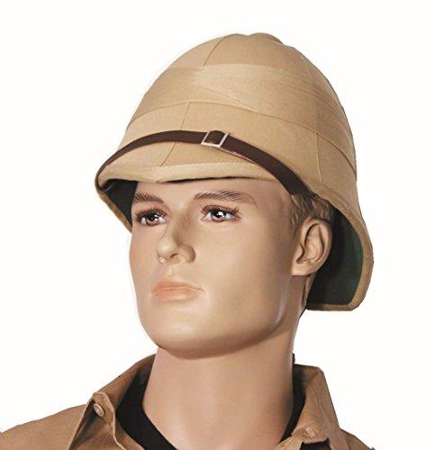 Britse Tropenhelm Safari-helm