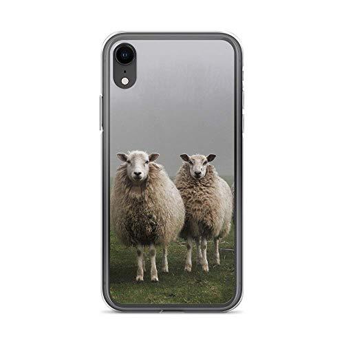 Handyhülle Spatz Storch kompatibel für Samsung Galaxy S10 Plus Schafe Wiese Schutz Hülle Hülle Bumper transparent r& um Schutz Cartoon M4